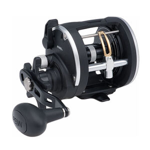 """Penn Rival Level Wind Conventional Reel 30, 3.9:1 Gear Ratio, 2 Bearings, 27"""" Retrieve Rate, Right Hand, Clam Package"""