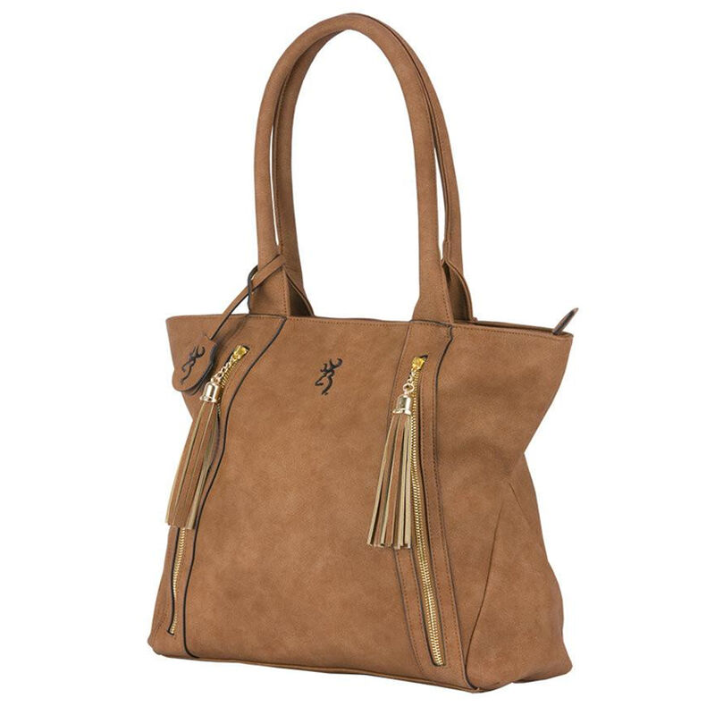 Browning Concealed Carry Handbag Alexandria Brown