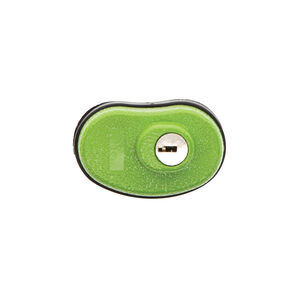 Lockdown Keyed Trigger Lock Green California DOJ Certified 1118824