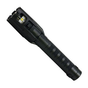 Streamlight Dualie Hand Held 175 max Lumens Spot and Flood 2AA Cap Switch Pocket Clip Integrated Magnet Polymer Black Boxed