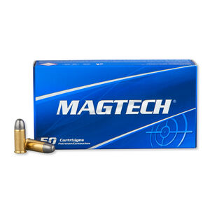Magtech .32 ACP Ammunition 50 Rounds LRN 71 Grains 32C