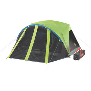 Coleman® Carlsbad™ 4-Person Domed Dark Room Tent with Screen Room