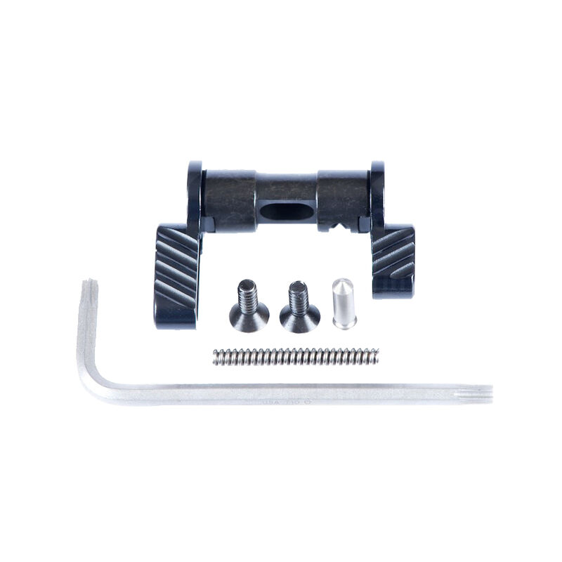 Battle Arms Development Ambidextrous Skeletonized Safety Selector 0°-90°
