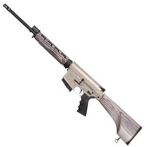 "Windham Weaponry 308 Hunter Semi Auto Rifle 308 Win 18"" Barrel 5 Rounds Laminate Stock Coyote Brown"