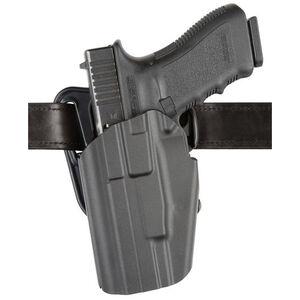 Safariland 577 GLS Pro-Fit Wide Long Holster, Left Hand Belt Slide Carry, Black