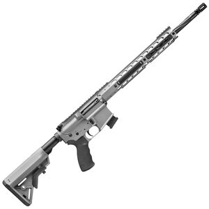 "Alexander Arms Tactical 17 HMR AR-15 Rifle 18"" Barrel 10 Rounds Velocity Trigger Upgrade Sniper Grey Finish RTA17SGVESP"
