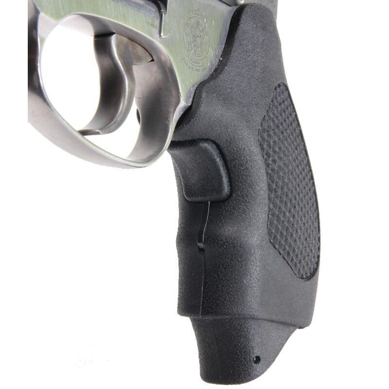Pachmayr Guardian Grip S&W J Frame Revolver Rubber Black 02605