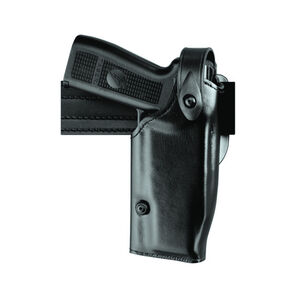 Safariland 6280 S&W M&P 9/40 with X200 SLS Duty Holster Right Hand STX Basket Weave Finish Black