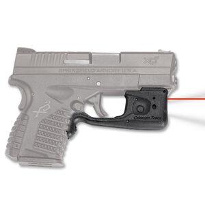 Crimson Trace Springfield XD-S Laserguard Pro Red Laser 150 Lumen Light Polymer Black