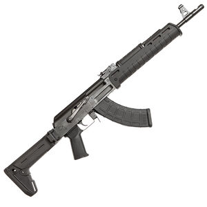 "Century Red Army C39v2 AK-47 Semi Auto Rifle 7.62x39 16.5"" Barrel 30 Rounds Magpul Zhukov-S Handguard and Folding Stock MOE Grip Black"