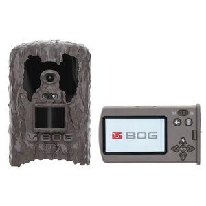 "Bog-Pod Clandestine 18 MP Infrared Trail Cam 100ft Camo 3"" Color SD Card Slot Up to 512GB Memory"
