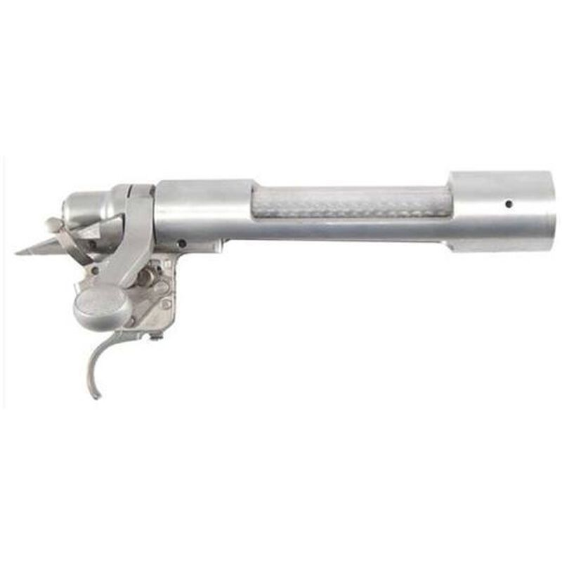 Remington 700 Long Action Magnum Receiver Assembly Stainless Steel