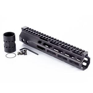 "Wilson Combat AR-15 9.3"" M-LOK Free Float Hand Guard Machined Aluminum Hard Coat Anodized Matte Black"