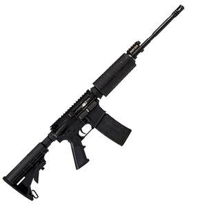 "Adams Arms P1 5.56x45mm NATO Semi-Auto Rifle 16"" Barrel 30 Rounds Optics Ready Polymer Stock Black Finish"
