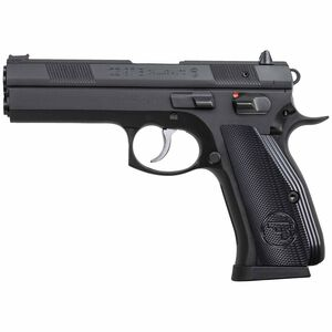 "CZ-USA 97B .45 ACP Semi Auto Pistol 4.65"" Barrel 10 Rounds Black"