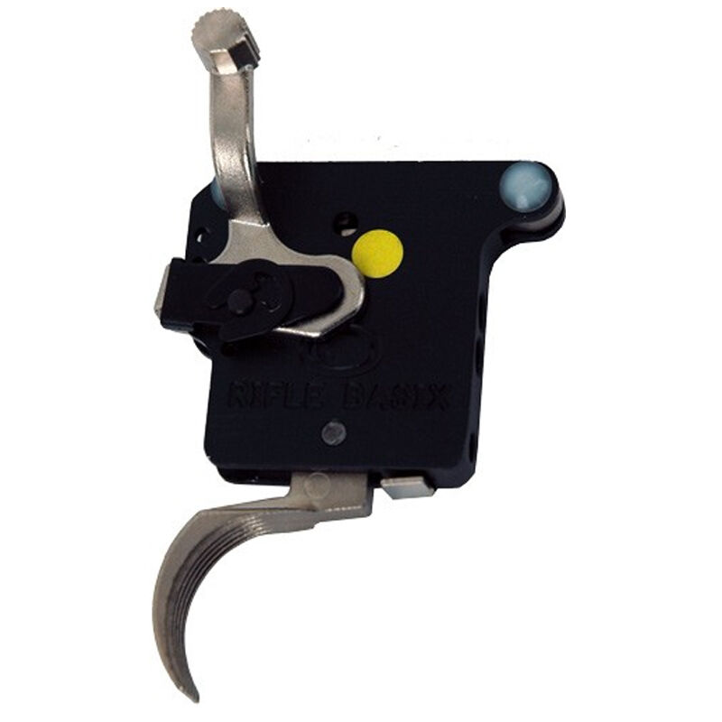 Rifle Basix Remington 700 Replacement Trigger Kit Silver LV1KSILVER