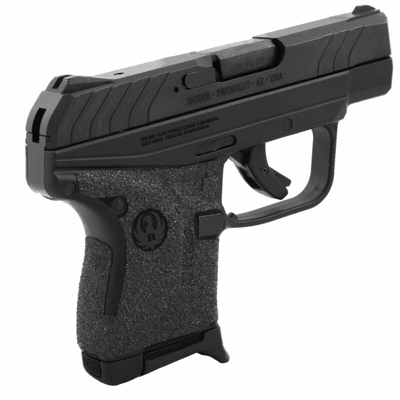 TALON Grips Ruger LCP II Granulate Textured Low Profile Grip Black 500G