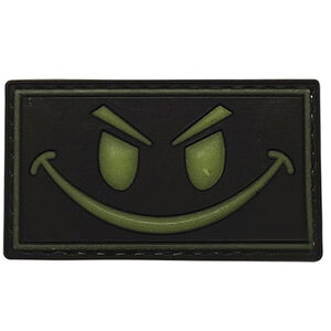 5ive Star Gear PVC Morale Patch Glowing Smile