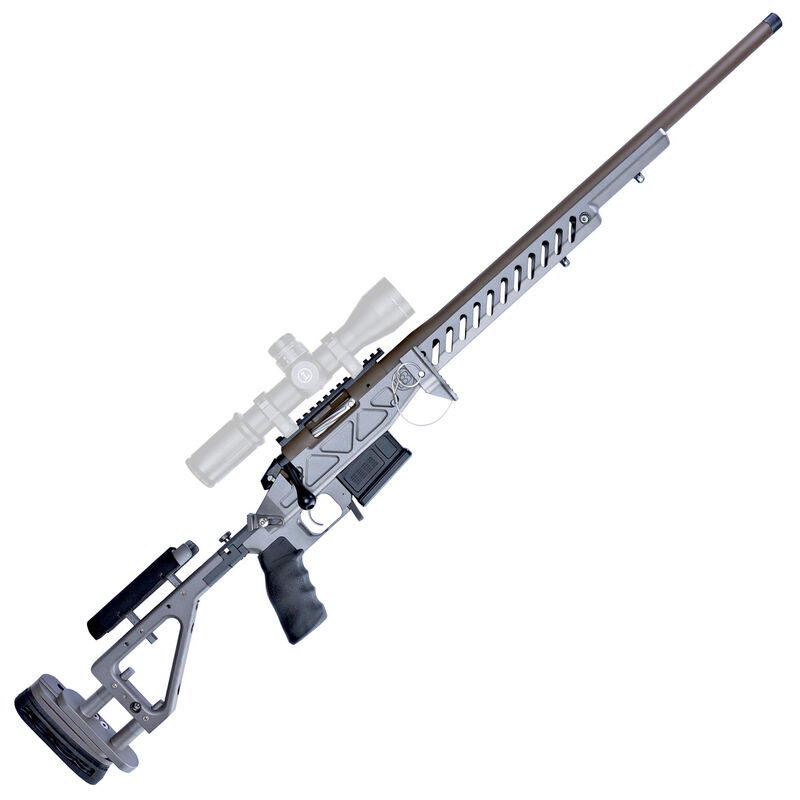 Bergara Competition Chassis Bolt Action Rifle 6 5 Creedmoor 24