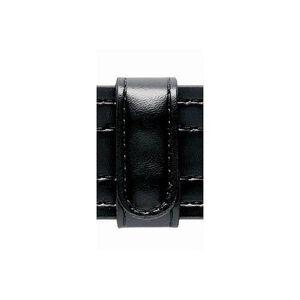 "Safariland Model 62 Belt Keeper 2.25"" Duty Belt Hidden Snaps Plain Black"