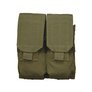 5ive Star Gear ARDP-5S M14/M16 Double Mag Pouch MOLLE Compatible Olive Drab