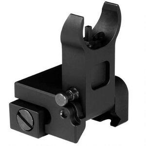 AIM Sports AR-15 Low Profile Front Flip-Up Sight MT200