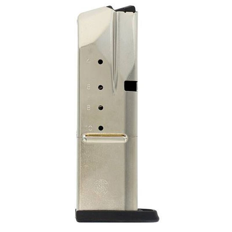 Smith & Wesson SD40 Magazine .40 S&W 10 Rounds Stainless Steel 199280000