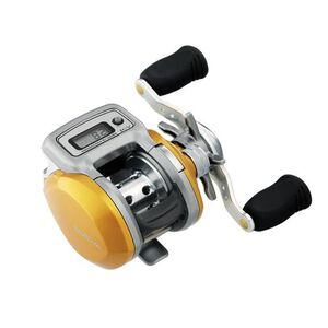 Accudepth ICV Low Profile Reel, 6.3:1 Gear Ratio, 3BB+1RB Bearings, Right Hand