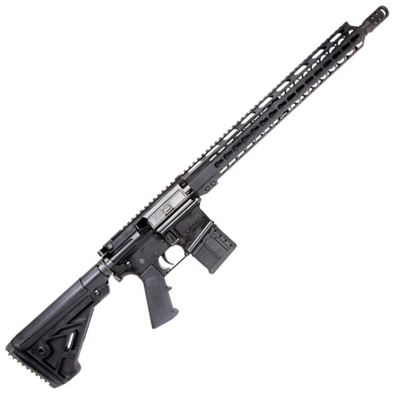 "ATI RIA MILSPORT AR-15 Semi Auto Rifle .450 Bushmaster 16"" Barrel 5 Rounds Aluminum Receivers 15"" Freefloat Keymod Handguard Fixed Stock Black Finish"