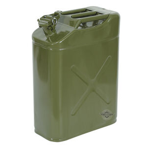 5ive Star Gear NATO Style Fuel Can Steel 20 Liter Olive Drab 5880000