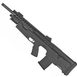 "Century Arms Centurion BP-12 12 Gauge Semi Auto Shotgun 20"" Barrel 5 Rounds Front/Rear Flip Up Sights Bullpup Design Synthetic Stock Black"