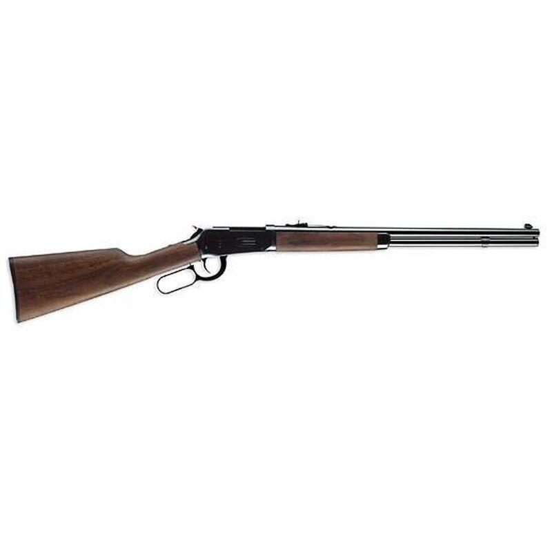 "Winchester Model 94 Sporter .450 Marlin Lever Action Rifle 20"" Barrel 7 Rounds Straight Grip Walnut Stock Blued Barrel 534191160"