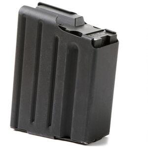 ASC LR-308/SR-25 Magazine .308/7.62 10 Rounds Stainless Steel Black 10-308-SS-BM-B-ASC