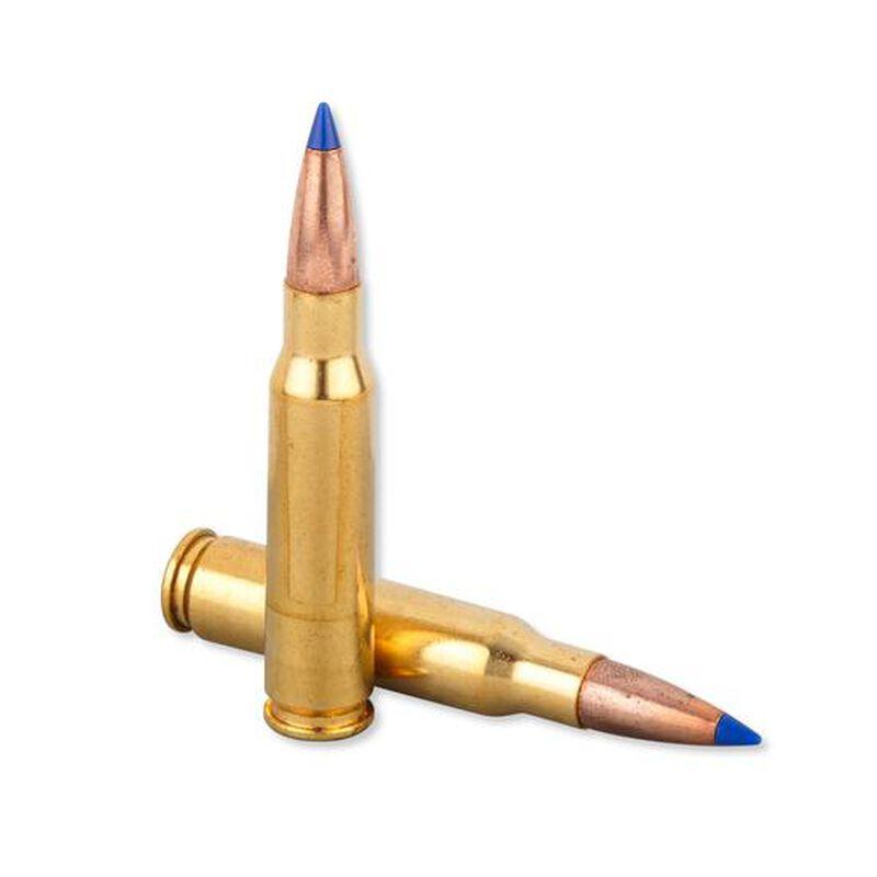 Fiocchi .308 Win Ammunition 168 Grain Barnes Tipped TSX Lead Free 2670 fps