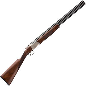 "Browning Citori 725 Feather Superlight 20 Gauge O/U Break Action Shotgun 26"" Barrels 2-3/4"" Chamber 2 Rounds Walnut Stock Silver Nitride/Blued Finish"