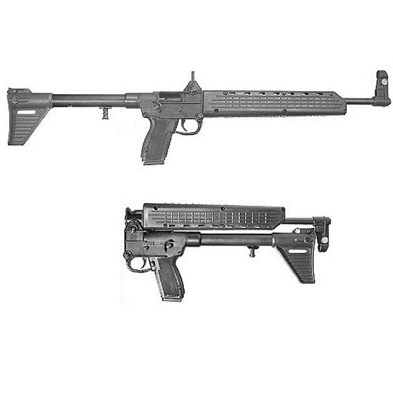 Kel-Tec SUB-2000 Carbine, 9mm Luger, 16