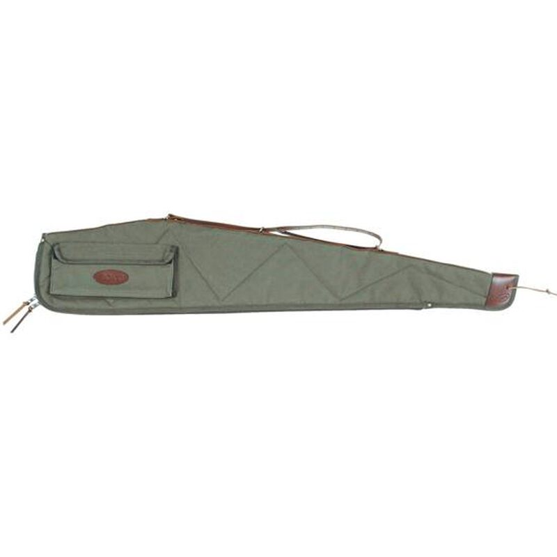 """Boyt Harness Signature Series Scoped Rifle Case With Pocket, OD Green 48"""" GC41P 0GC4P4809"""