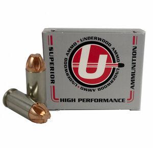 Underwood Ammo 40 S&W Xtreme Penetrator 140 Grain 20 Rounds