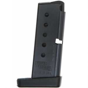 ProMag Taurus TCP Magazine .380 ACP Six Rounds Steel Blued