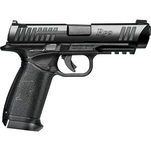 "Remington RP9 9mm Luger Semi Auto Pistol 4.5"" Barrel 18 Rounds Black"