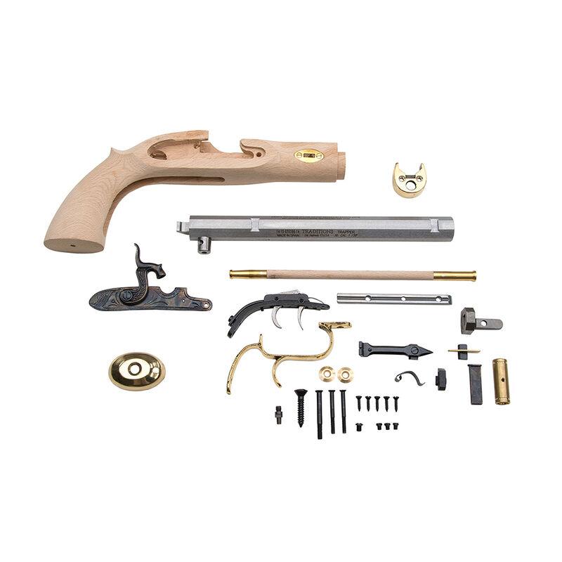 Traditions Trapper Pistol Kit Muzzleloader Black Powder