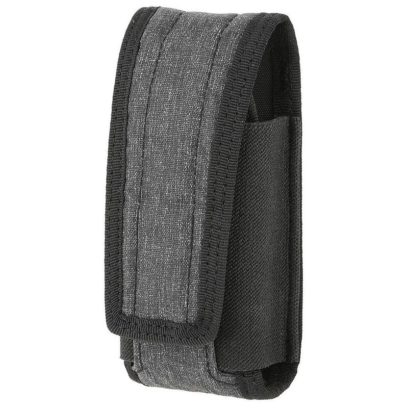 Maxpedition Entity Utility Pouch Tall Charcoal Grey MOLLE Phone Case EDC Bag NTTPHTCH