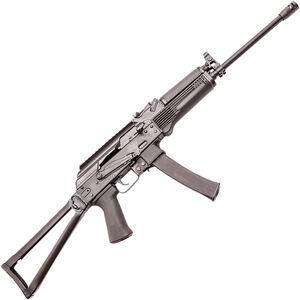 "Kalashnikov USA KR-9 9mm Luger AK Style Semi Auto Rifle 16.25"" Threaded Barrel 30 Rounds Polymer Handguard Folding Stock Matte Black Finish"