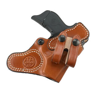 Beretta Pico Inner Piece IWB Holster Right Hand Leather Tan