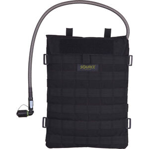 Source Tactical Razor 3 Liter Hydration Pack, Nylon, Black, MOLLE Compatible