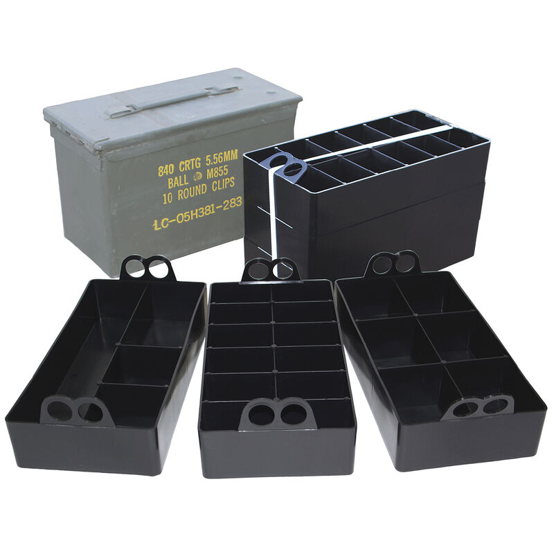 MTM Case-Gard .50 Caliber Ammo Can Organizer Tray