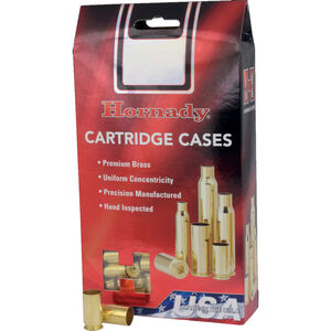 Hornady Reloading Components .243 Winchester Super Short Magnum New Unprimed Brass Cartridge Cases 50 Count