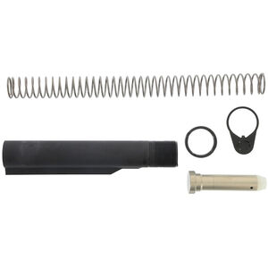Anderson AR-15 Carbine Buffer Tube Kit Mil-Spec Black G2-J430-A000-0P