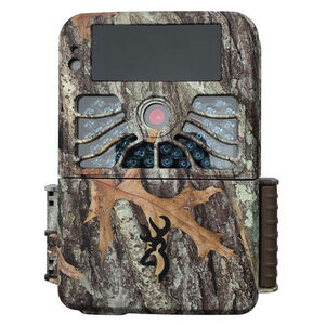 Browning Recon Force 4K 32MP Picture 512GB Max Storage Card IR LED Illumination Camo Finish