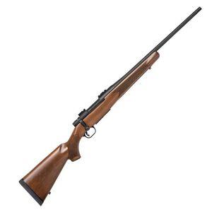 "Mossberg Patriot Bantam Bolt Action Rifle .308 Win 20"" Fluted Barrel 4 Rounds Walnut Stock Matte Blued 27862"
